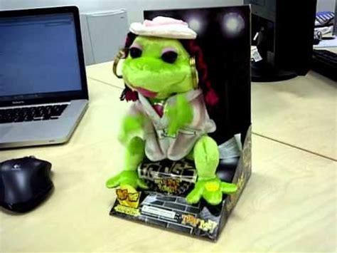 frogz rock it, rap it, ribbit! youtube