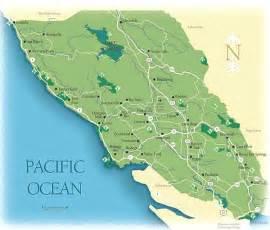 sonoma county northern california home