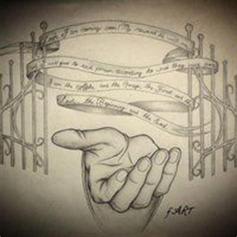 25+ best ideas about Heaven Tattoos on Pinterest ... Gates Of Heaven Design