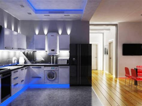 led kitchen lights choosing installation contractors for kitchen ceiling led