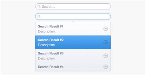 html design search box search dropdown 183 html css code snippet
