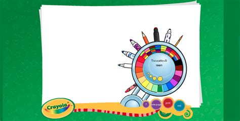 crayola digi color taking the fear out of going to the elementary school