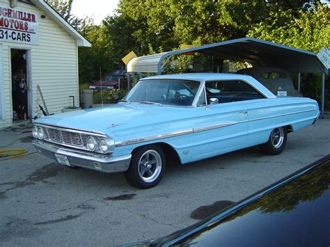 Paint For Home Interior 1964 ford galaxie 500 2 dr hdtp
