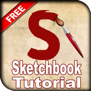 sketchbook apk tutorial sketchbook tutorial free android apps on play