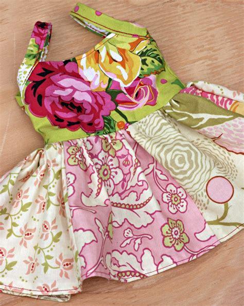Ruffle Skirt American Girl Doll Dress Sewing Project