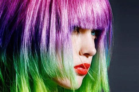 bright colored hair tips for maintaining bright hair color beautylish