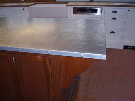 custom kitchens zinc countertops and sinks on pinterest 1000 images about textured metals for the home on