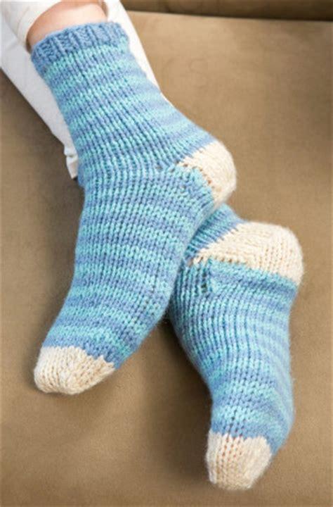 free knitting loom patterns sock wool patterns 171 free lazy day knit socks allfreeknitting com