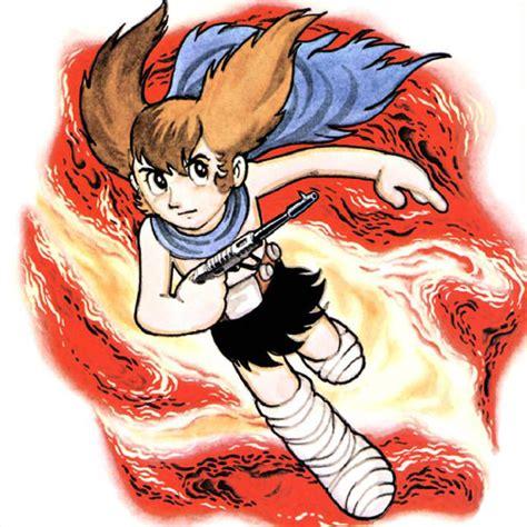 Kaos Ordinal Anime Series 01 futureman kaos tezuka in