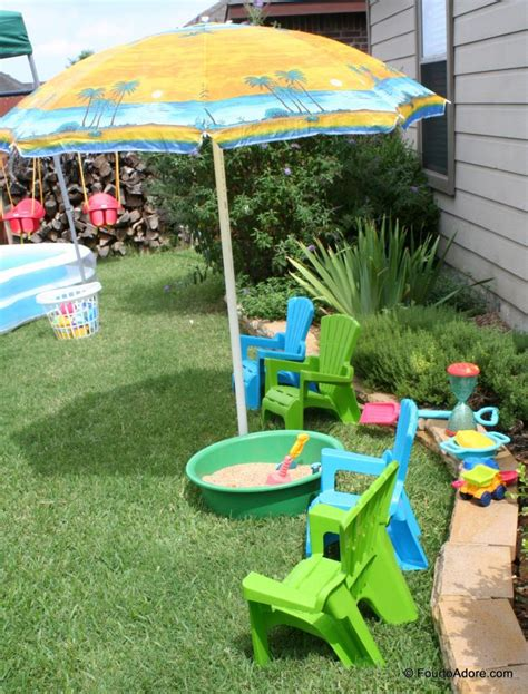 kids backyard pool great idea for an outside birthday party for preschoolers