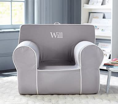 Oversized Anywhere Chair by Oversized Anywhere Chair 174 Collection Pottery Barn