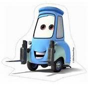 Disney  CARS The Movie Pixar Animation Studio Guido