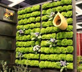 Diy Green Wall Vertical Garden Cool Diy Green Living Wall Projects