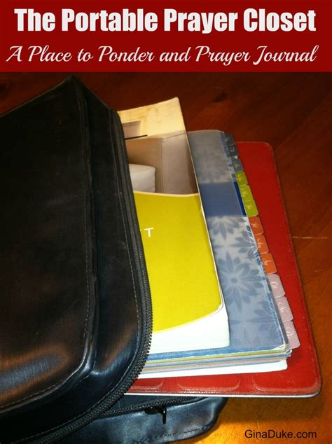 The Prayer Closet by This Is How I Created Own Portable Prayer Closet A