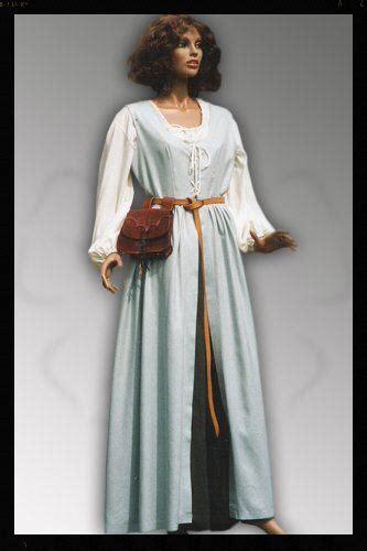 Middeleeuwse kleding- Foto's Vrouwen | Middeleeuwse kleding J