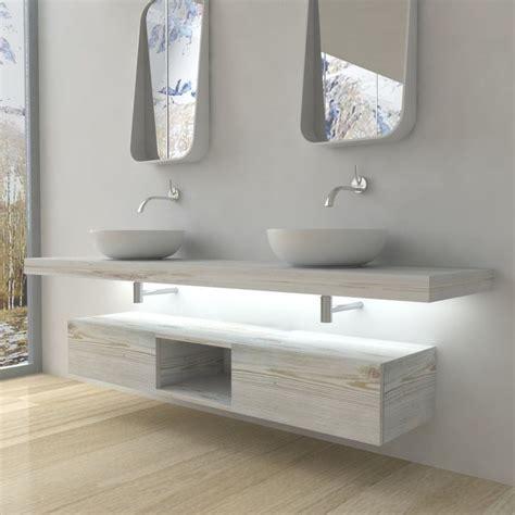 mensole per lavabo da appoggio oltre 25 fantastiche idee su mensole da bagno su