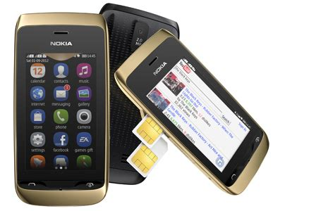 Hp Nokia Asha 305 Terbaru top five asha phones