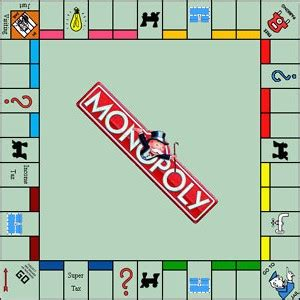 layout of monopoly board game monopoly board monopoly game pinterest monopoly and