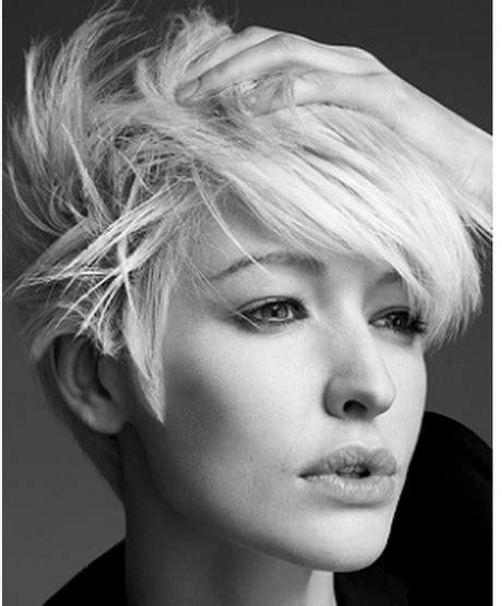 very short texturized haircut women long short haircuts for women