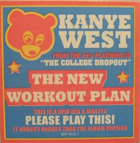 kanye west the new workout plan reviews album of the