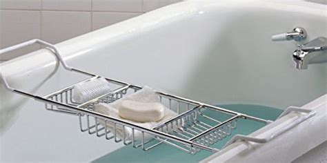 Across Bath Shelf by Top 5 Best Tub Rack For Sale 2016 Product Boomsbeat