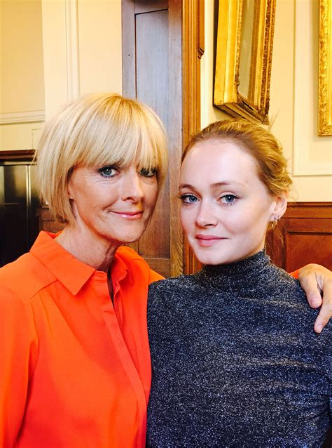 jane moore hair style jane moore on her ab fab mother daughter relationship