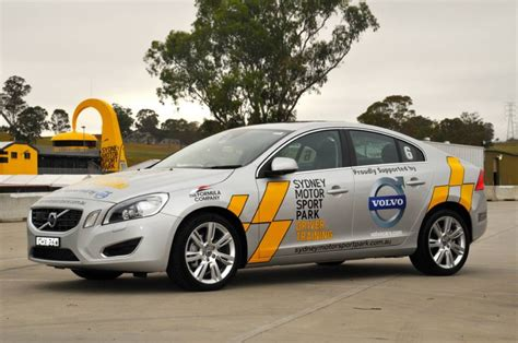 volvo car australia volvo car australia proud to support a new driver