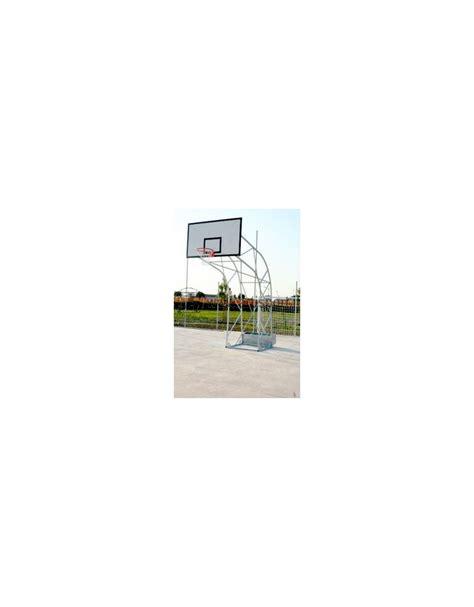 a traliccio coppia impianto basket olimpionico a traliccio