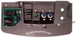 Craftsman 41d4674 11e Garage Door Opener Circuit Board by Craftsman Compatible Garage Door Opener Parts