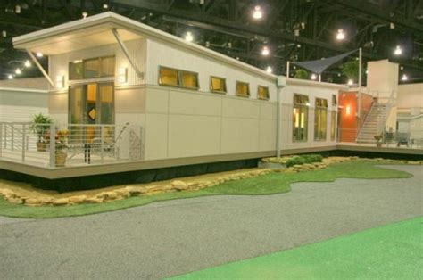 solar powered mobile home eco homes clayton homes introduces solar powered modular i house ecofriend