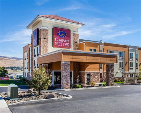 Comfort Suites In Wenatchee Wa 509 662 1
