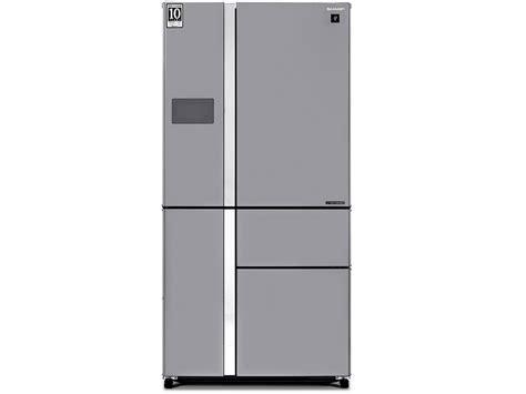Lemari Es Sharp Sj D30lv Sl sj ifx92pm sl lemari es sharp pilihan paling tepat untuk