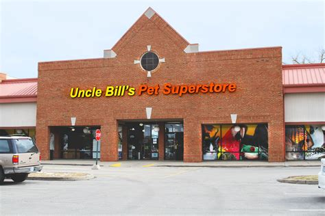 uncle bills pet centers fort wayne