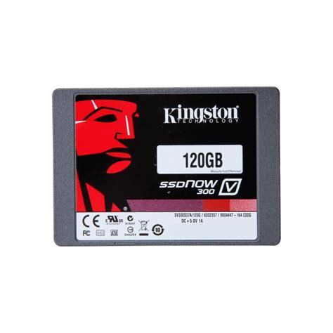 Hardisk Ssd 120gb solid state drive kingston ssdnow v300 series sv300s37a