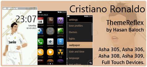 nokia x2 ronaldo themes cristiano ronaldo themes themereflex
