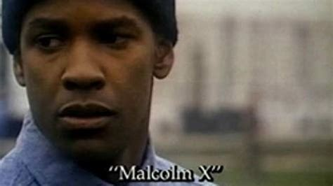 denzel washington malcolm x trailer malcolm x 1992 imdb