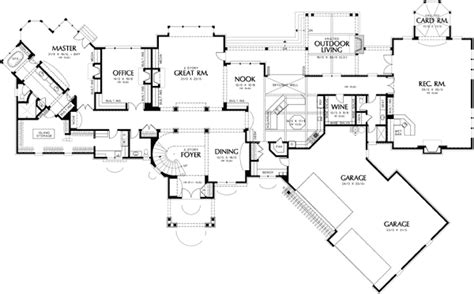 home plans turret home design and style