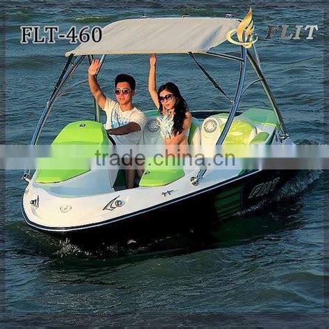mini inboard boat mini small personal aluminium electric sea inboard water