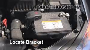 2007 Hyundai Elantra Battery Battery Replacement 2007 2012 Hyundai Elantra 2010