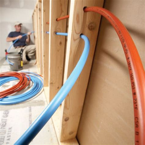 plomeria supply pex supply pipe everything you need to know plumbing