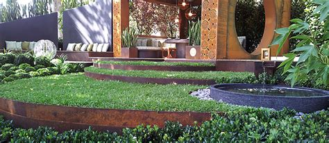 Garden Edging Ideas Nz Corten Steel Garden Edging Nz Garden Ftempo