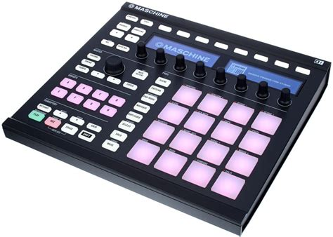 maschine pattern grid native instruments maschine mk2 black