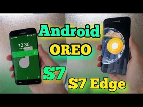 Android Oreo S7 by Android Oreo 8 0 0 Rom For Galaxy S7 S7 Edge