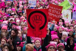 women s march women s march highlights as huge crowds protest trump we