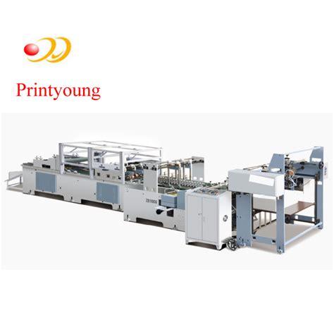 Kraft Paper Machine - computerized sheet feeding handbag paper machine