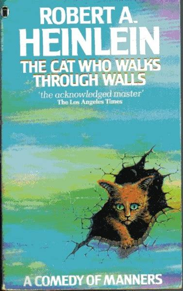 The Cat Who Walks Through Walls all covers for the cat who walks through walls