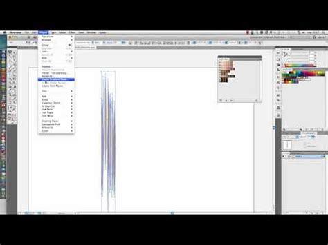 criando pattern no illustrator criando cabelo no illustrator cs5 guilherme ferreira