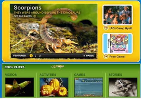 National Geographic 4 Yang Terkuat Di Darat bermulanya di prasekolah ini oktober 2010
