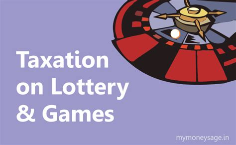tds and income tax rates on winnings from lottery and game shows - Tax Rate On Sweepstakes Winnings
