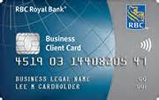 rbc business card business client cards rbc royal bank
